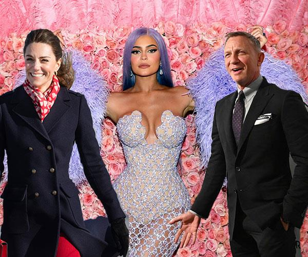 A day in the life of the Aussie Kylie Jenner, Kate Middleton and James Bond