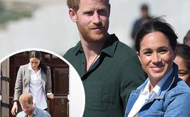 "Prince Harry and Duchess Meghan are ""looking at houses"" in LA, as their next steps come to light"