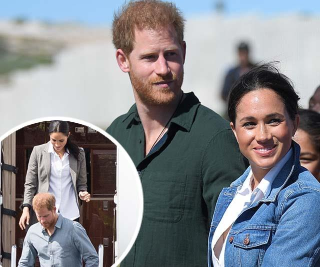 """Prince Harry and Duchess Meghan are """"looking at houses"""" in LA, as their next steps come to light"""