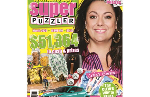 Woman's Day Superpuzzler Issue 146 Online Entry
