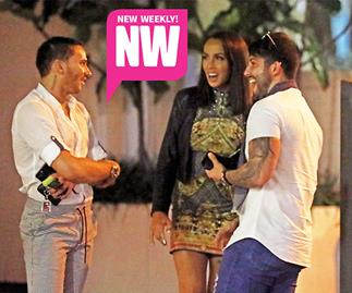 MAFS EXCLUSIVE: Shock new pics reveal Natasha already has a new man on her arm ... and he's Mikey's mate!
