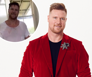 EXCLUSIVE: Dancing With The Stars' Dean Wells shows off his incredible 7kg weight loss