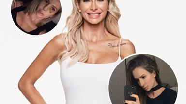 EXCLUSIVE: Married At First Sight's Stacey's nose job shock!