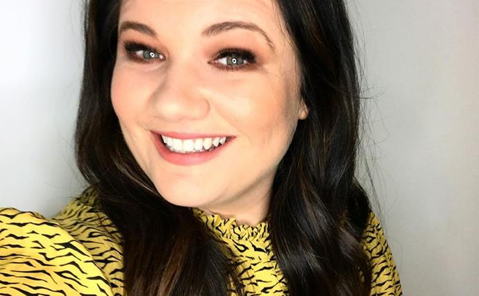 Comedian Tanya Hennessy shares her tips for being confident