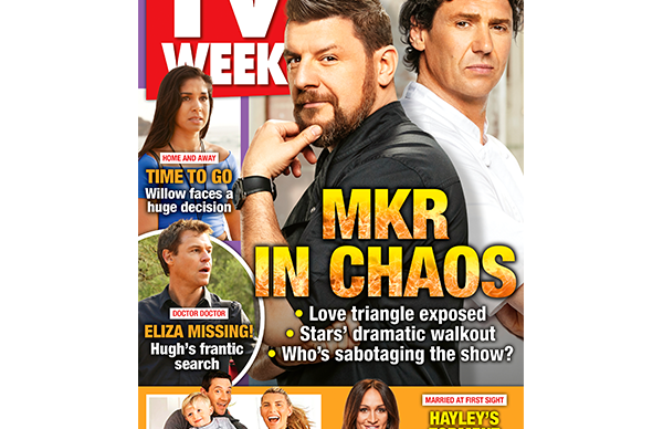 Enter TV WEEK Issue 7 Puzzles Online