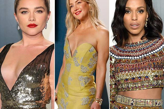 Fashion never sleeps: Here's the most drop-dead stunning looks from the Oscars after parties