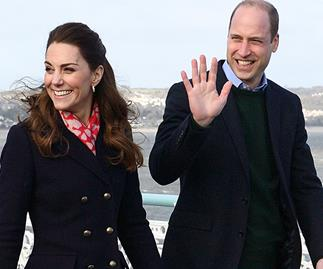 Start practising your regal wave! Prince William & Duchess Catherine are eyeing up a royal tour of Australia
