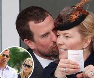 "The Queen is ""upset"" as her grandson Peter Phillips reportedly separates from wife of 12 years"