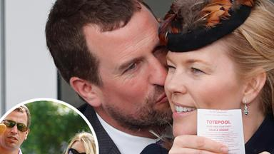 """The Queen is """"upset"""" as her grandson Peter Phillips reportedly separates from wife of 12 years"""