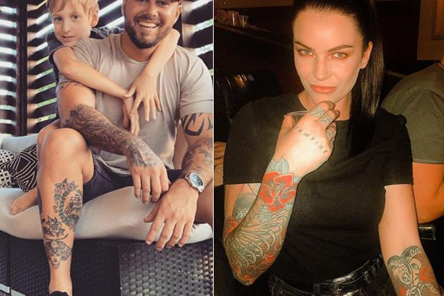 Think before you ink: This season's Married At First Sight cast have the most tattoos we've seen