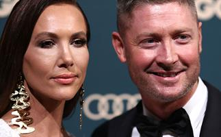 Seven and out! Michael and Kyly Clarke announce divorce after seven years of marriage