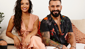 EXCLUSIVE: Gogglebox Australia stars Sarah Marie and Matty reveal how having their 'dream baby' hasn't been all smooth sailing