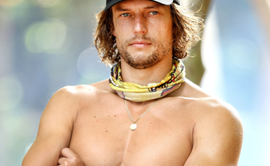 """EXCLUSIVE: Why Australian Survivor's David Genat isn't afraid to """"pull the trigger"""" on his rivals"""
