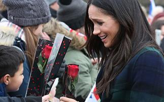 Meghan Markle opened up about her perfect Valentine's Day in an unearthed blog post
