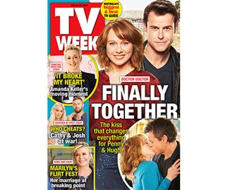 Enter TV WEEK Issue 8 Puzzles Online