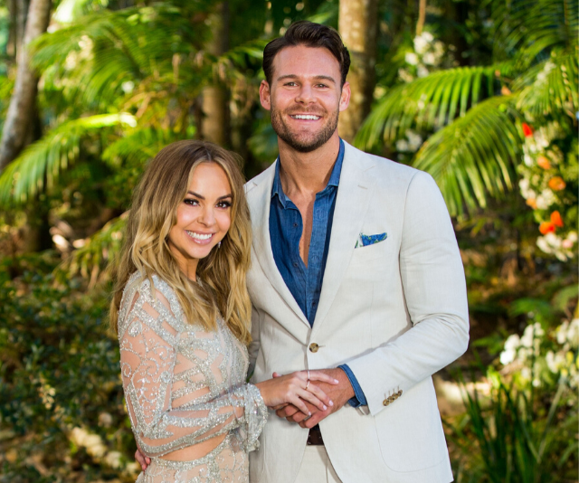 EXCLUSIVE: Dancing With The Stars' Angie Kent opens up about those engagement rumours