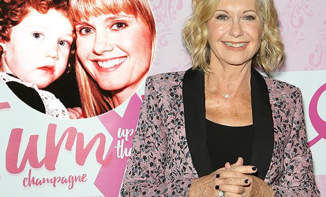 Olivia Newton-John confesses she's been mourning the loss of her goddaughter for over 20 years