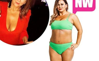 EXCLUSIVE: MAFS star Mishel shows off her new curves and explains why the show made her gain 10kg