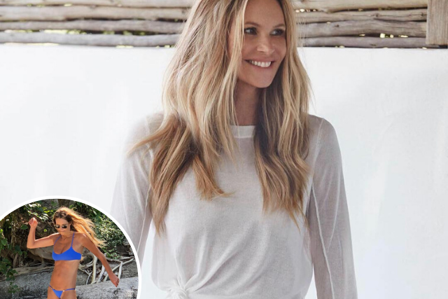 EXCLUSIVE: Elle Macpherson reveals her diet and fitness secrets