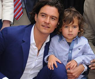 Orlando Bloom managed to simultaneously pull off a parenting and tattoo fail