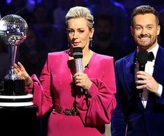 The emotional Dancing With the Stars moment that brought host Amanda Keller to tears