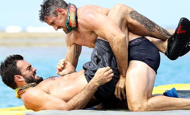 Survivor rivals Locky and Lee in competition to be the next Bachelor