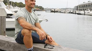 Commando Steve shares cryptic Instagram post breakup from Michelle Bridges