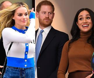 Why Margot Robbie's off-hand dinner party invite for Meghan & Harry might actually happen