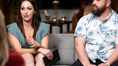 WATCH: MAFS bride Poppy's answer to this interview question was an early clue that she would leave