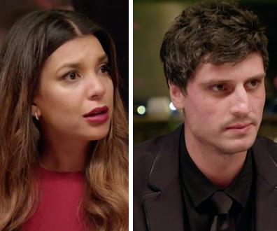 MKR's Lauren reveals how her boyfriend handled her bombshell news that she'd kissed fellow contestant Ben