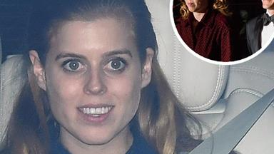 Princess Beatrice spotted travelling to Pakistan with a prestigious delegation - ahead of royal wedding