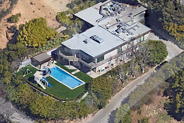 Inside Nicole Kidman and Keith Urban's sprawling Los Angeles mansion