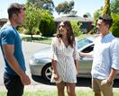 Olympia Valance said 'yes' to a Neighbours return on one surprising condition