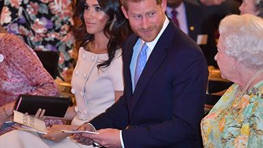 Prince Harry and Duchess Meghan could lose their coveted Sussex Royal brand, at The Queen's request