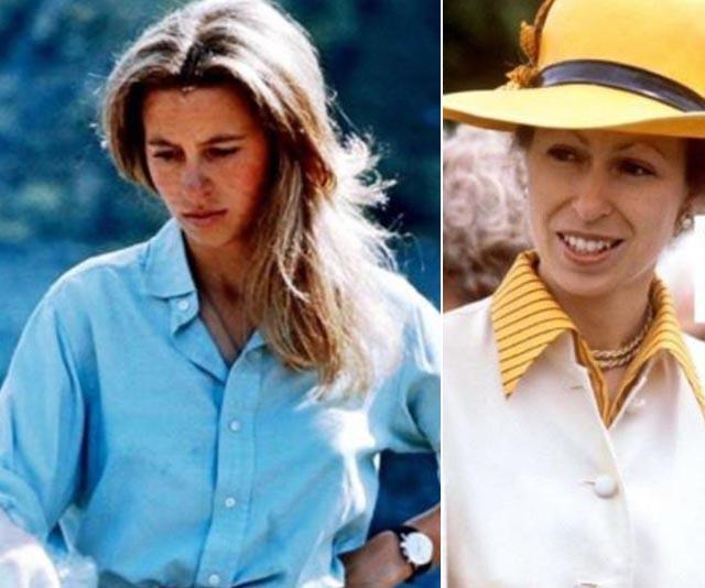 The Palace shares rare pics of Princess Anne's greatest fashion moments - just as she steps out at Fashion Week