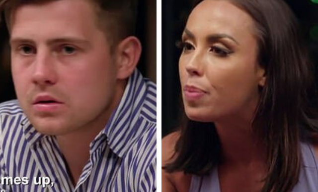 """""""Not cool!"""" Outraged Married At First Sight fans turn on Natasha after she sex-shames husband Mikey"""