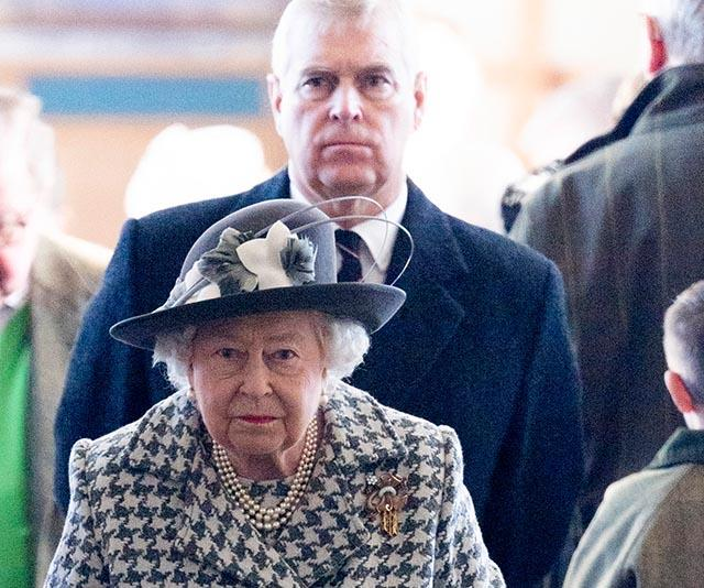Fans are in uproar over Royal Family's birthday tribute to Prince Andrew on Instagram