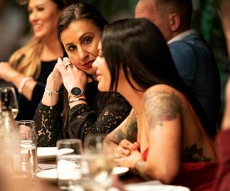 EXCLUSIVE VIDEO: Watch MAFS bride Amanda's subtle swipe at Tash that was the first sign of a bitter break up