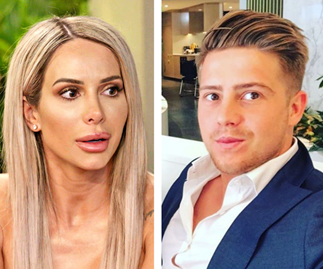 EXCLUSIVE: Leaked text messages reveal MAFS groom Mikey Pembroke making a move on Stacey Hampton