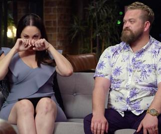 EXCLUSIVE: TV's biggest cover up ever! Inside the scandal MAFS star Poppy Jennings can't reveal