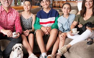 EXCLUSIVE: Gogglebox's newest family reveal the surprising show they can't stand