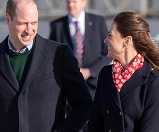 威廉·威廉和一个新的女儿,他的婚礼和她的计划,他们说了一遍