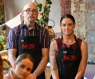 EXCLUSIVE: Inside My Kitchen Rules' Dan and Steph's marriage crisis