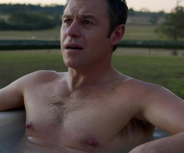 EXCLUSIVE: Rodger Corser on why he reluctantly agreed to do more shirtless scenes in Doctor Doctor