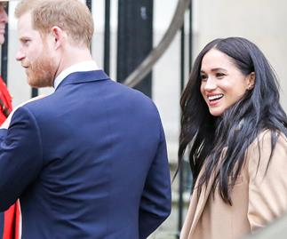 Meghan Markle's best friend Jessica Mulroney has registered a new Sussex charity website - and it hints at their brand new name