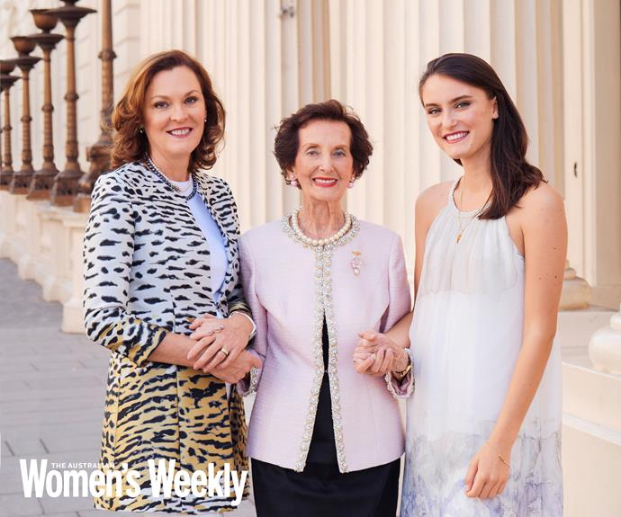 Remembering June Dally-Watkins: The Australian etiquette expert's final interview, reflecting on her work, family and enduring legacy