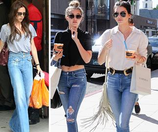 An important denim debate: Is chucking your jeans in the freezer really the best way to wash them?