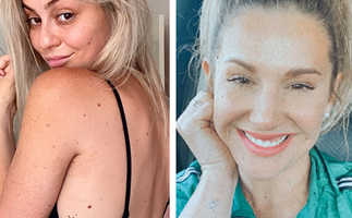 The Block stars just debuted matching tattoos with the sweetest meaning