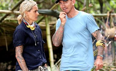EXCLUSIVE: Not mad just disappointed! Mat Rogers isn't impressed with Survivor: All-Stars