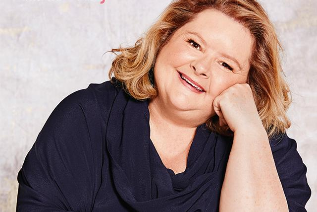 EXCLUSIVE: There's something about Magda Szubanski